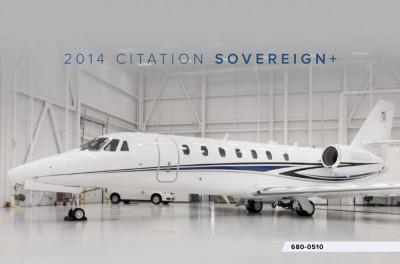 2014 Cessna Citation Sovereign+