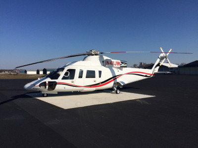 1989 Sikorsky S-76B