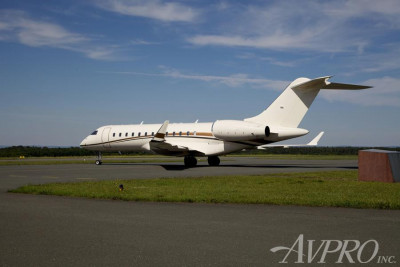 2001 Bombardier Global Express