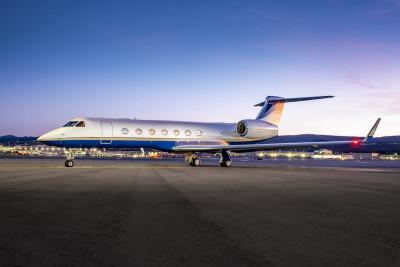 2011 Gulfstream G550