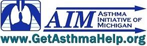 Asthma Initiative of Michigan logo