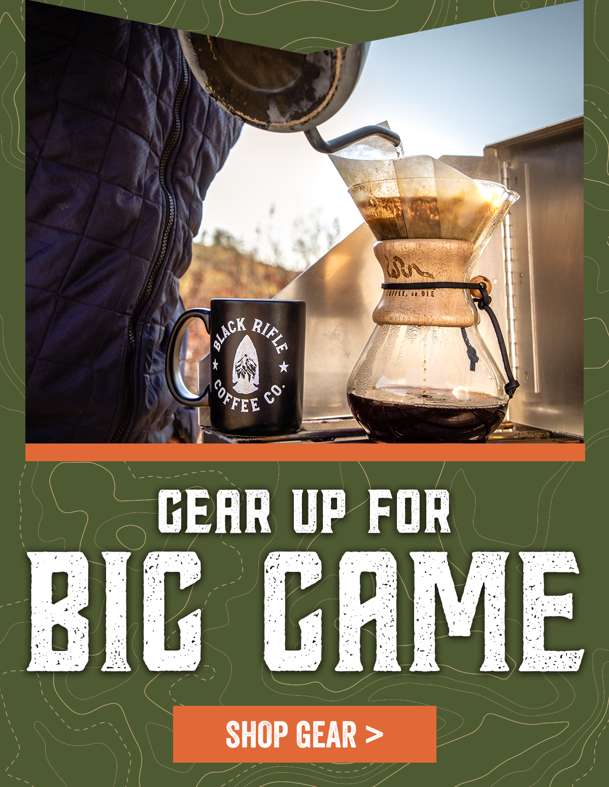 Gear Up for Big Game: Shop Gear