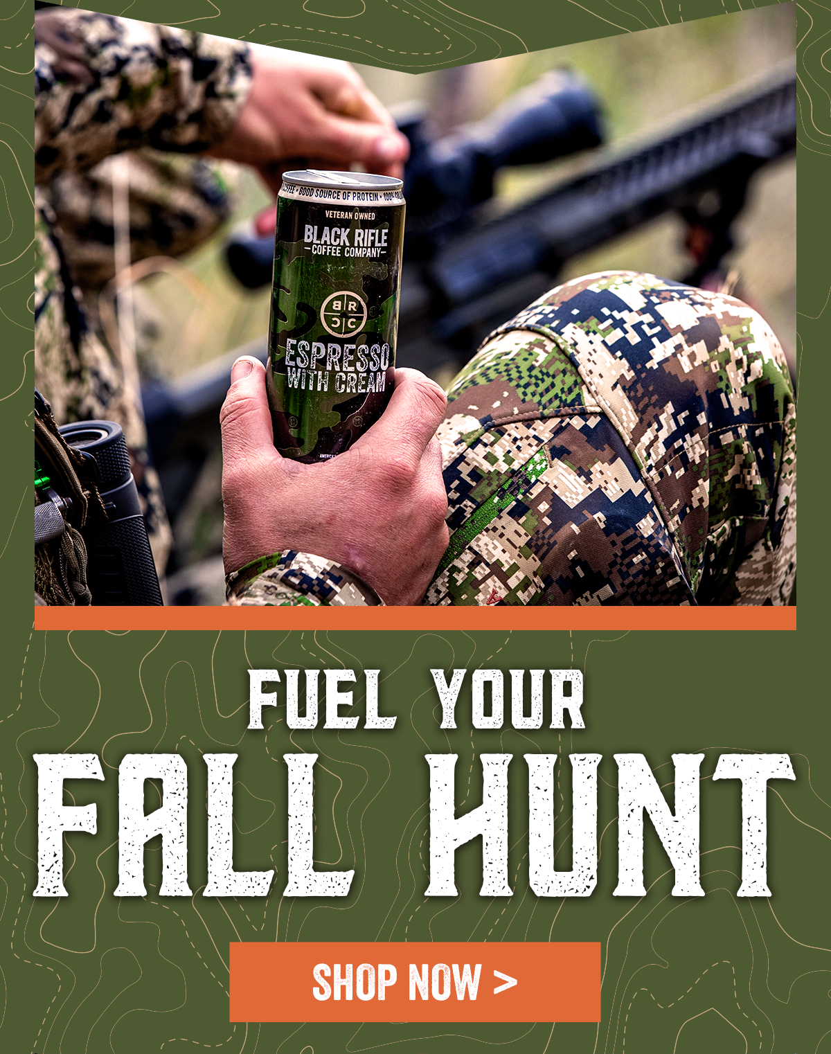 Fuel Your Fall Hunt: Shop Now