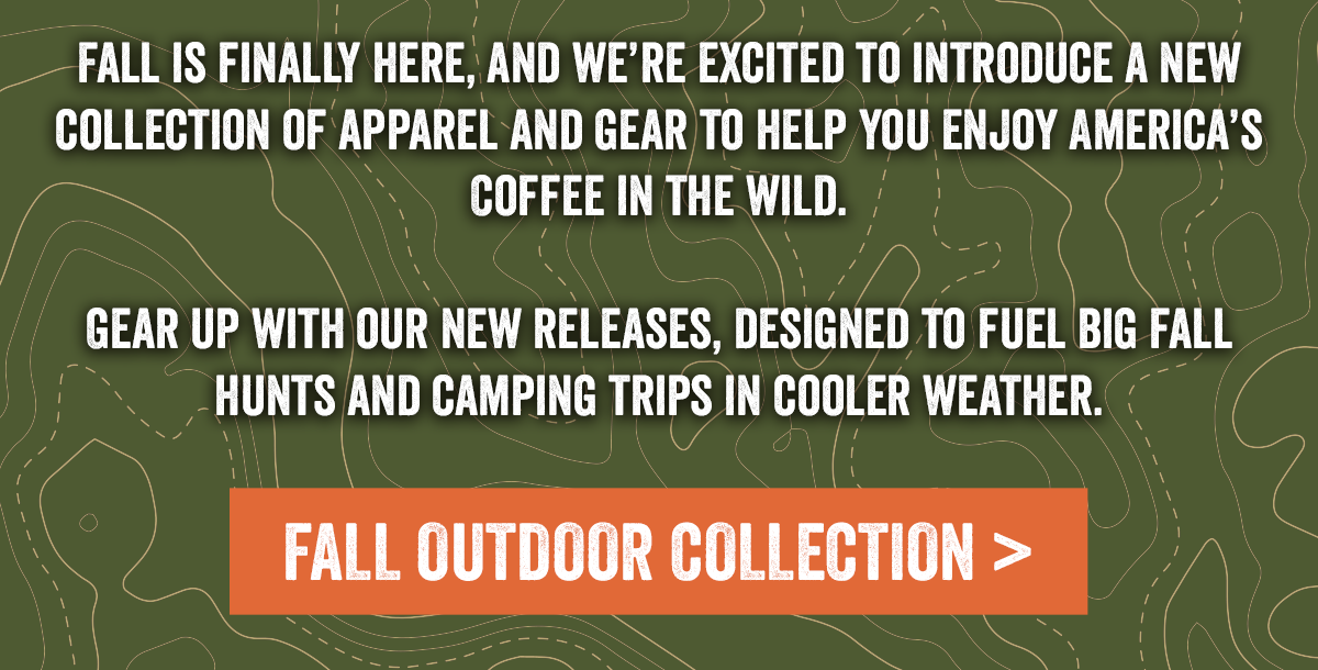 Shop the Fall Outdoor Collection