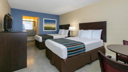 Days Inn Natchez 2 Beds