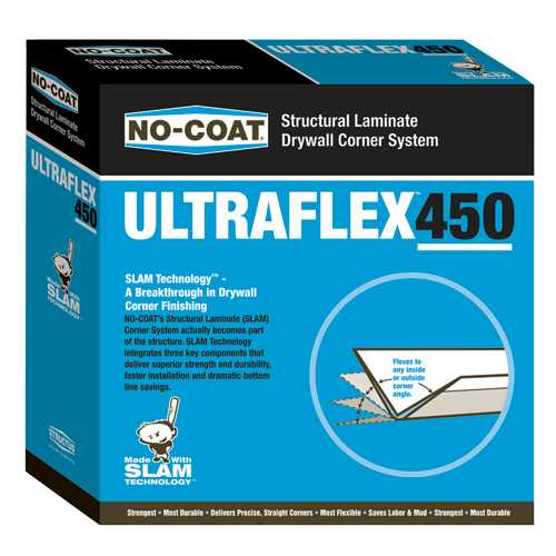 No-Coat Ultraflex 450- 100ft Roll