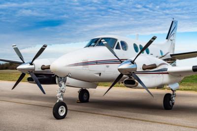 1988 Beechcraft King Air C90A