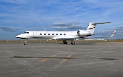 2013 Gulfstream G550