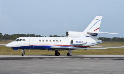 1987 Dassault Falcon 50