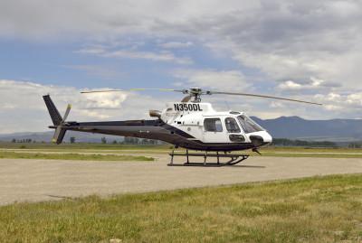 2008 Eurocopter AS350B3