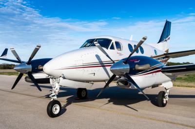 2000 Beechcraft King Air C90B