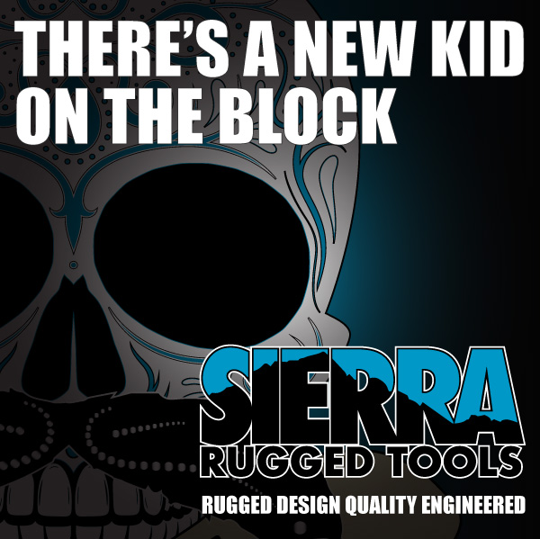 There's a new kid on the block: Sierra Rugged