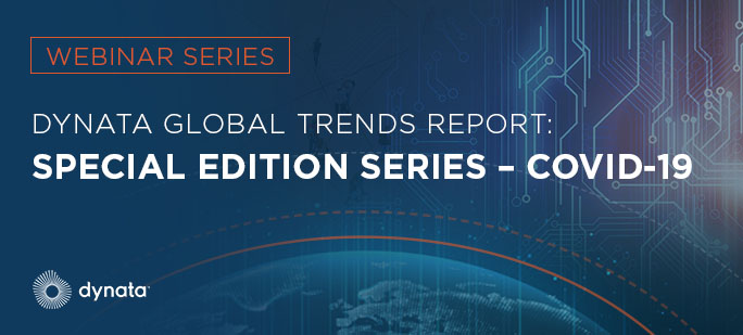[WEBINAR SERIES] Dynata Global Trends Report: Special Edition - COVID-19