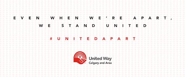 Even when we''re apart, we stand united. #UnitedApart