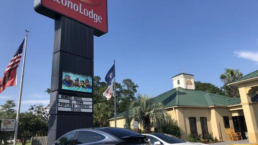 Econolodge Hardeeville - Exterior
