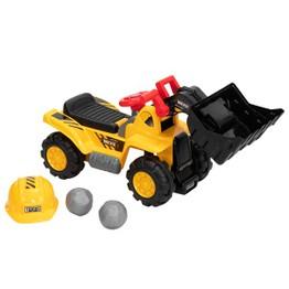 LEADZM Children''s Ride On Bulldozer