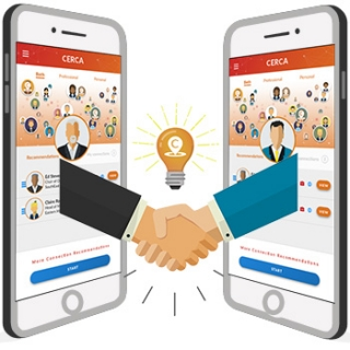 CERCA, the new networking app connecting people across the IHF