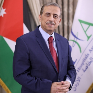 An Interview with Dr. Fawzi Al-Hammouri, Chairman of the Private Hospitals Association - Jordan