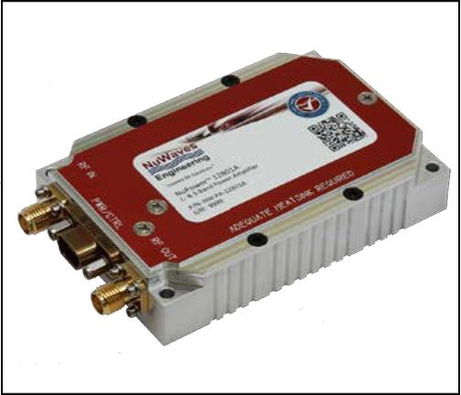 NuPower 12B01A RF Amplifier