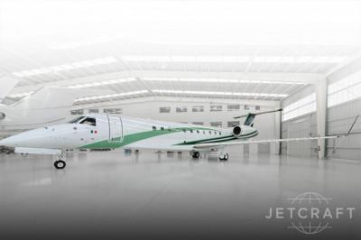 2008 Embraer Legacy 600