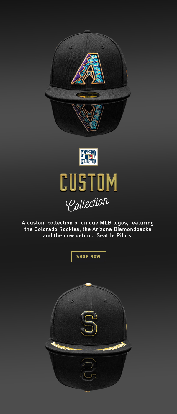 Shop The Exclusive MLB Custom Pack
