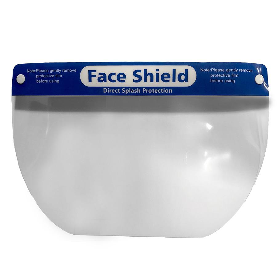 Face Shield, Anti-Fog, Direct Splash Protection (15 PK)