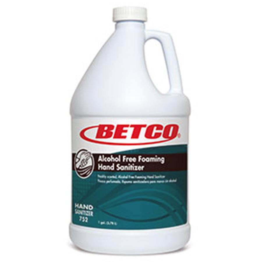 Betco Alcohol Free Foaming Hand Sanitizer