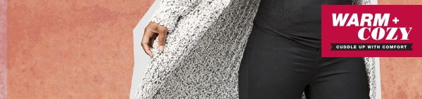 Cozy cardigans for staying in or venturing out starting at $8.99