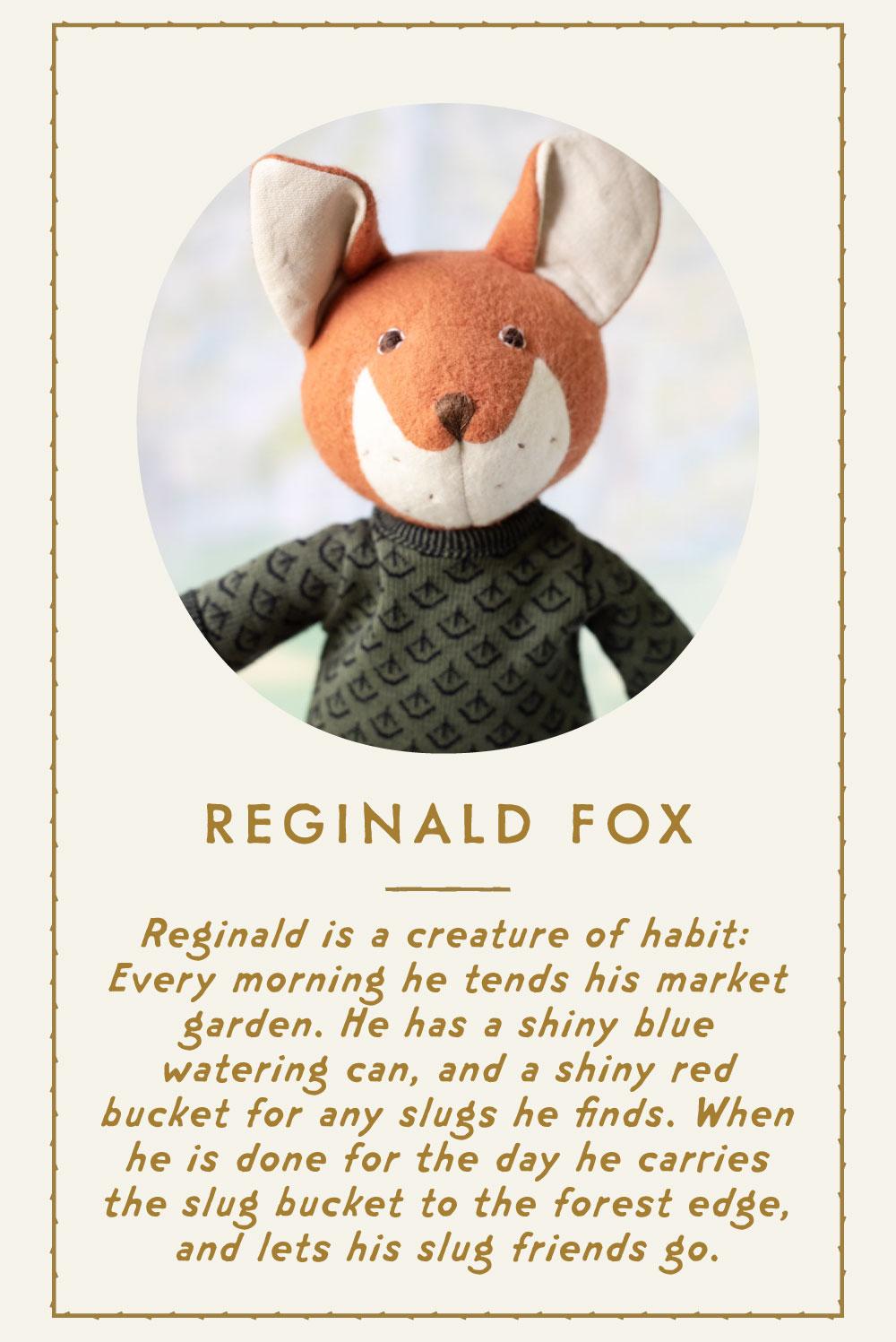 reginald fox
