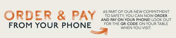 ORDER & PAY FROM YOUR PHONE