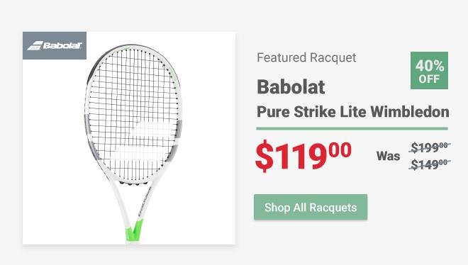 Weekend Specials Racquets