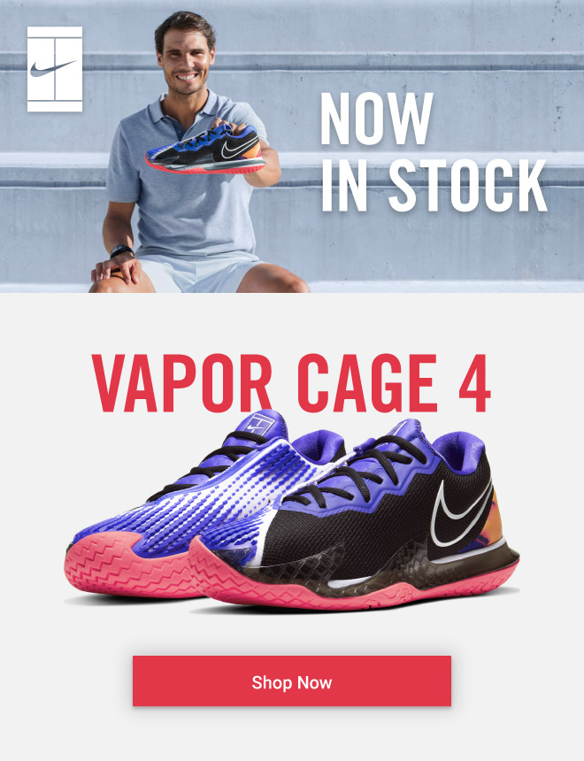 Nike Cage 4