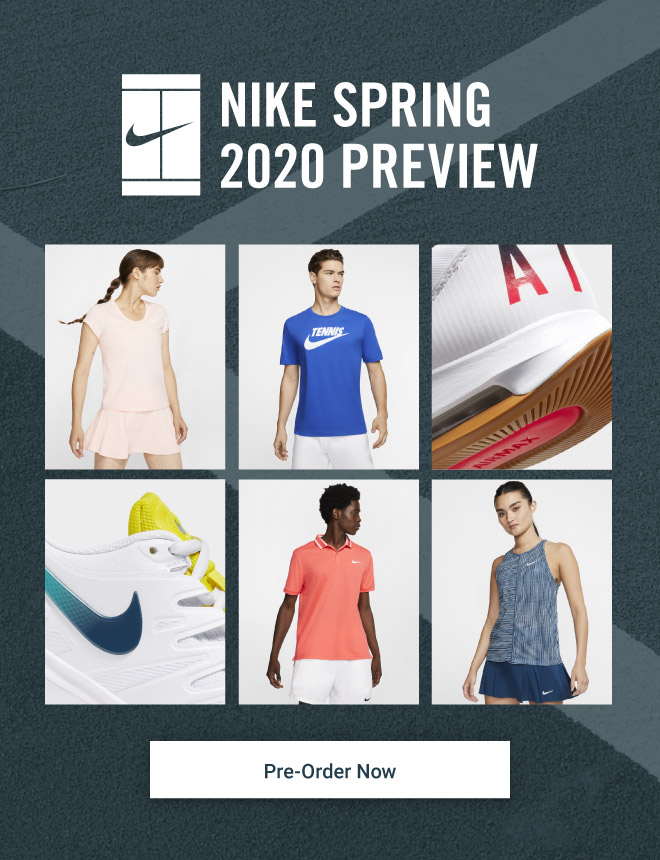 Nike Spring 2020 Preview