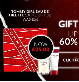 Tommy Girl Eau De Toilette 100ml Gift Set