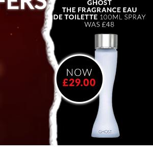 Ghost The Fragrance Eau de Toilette 100ml Spray