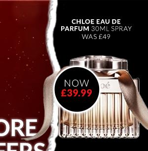 Chloe Eau de Parfum 30ml Spray