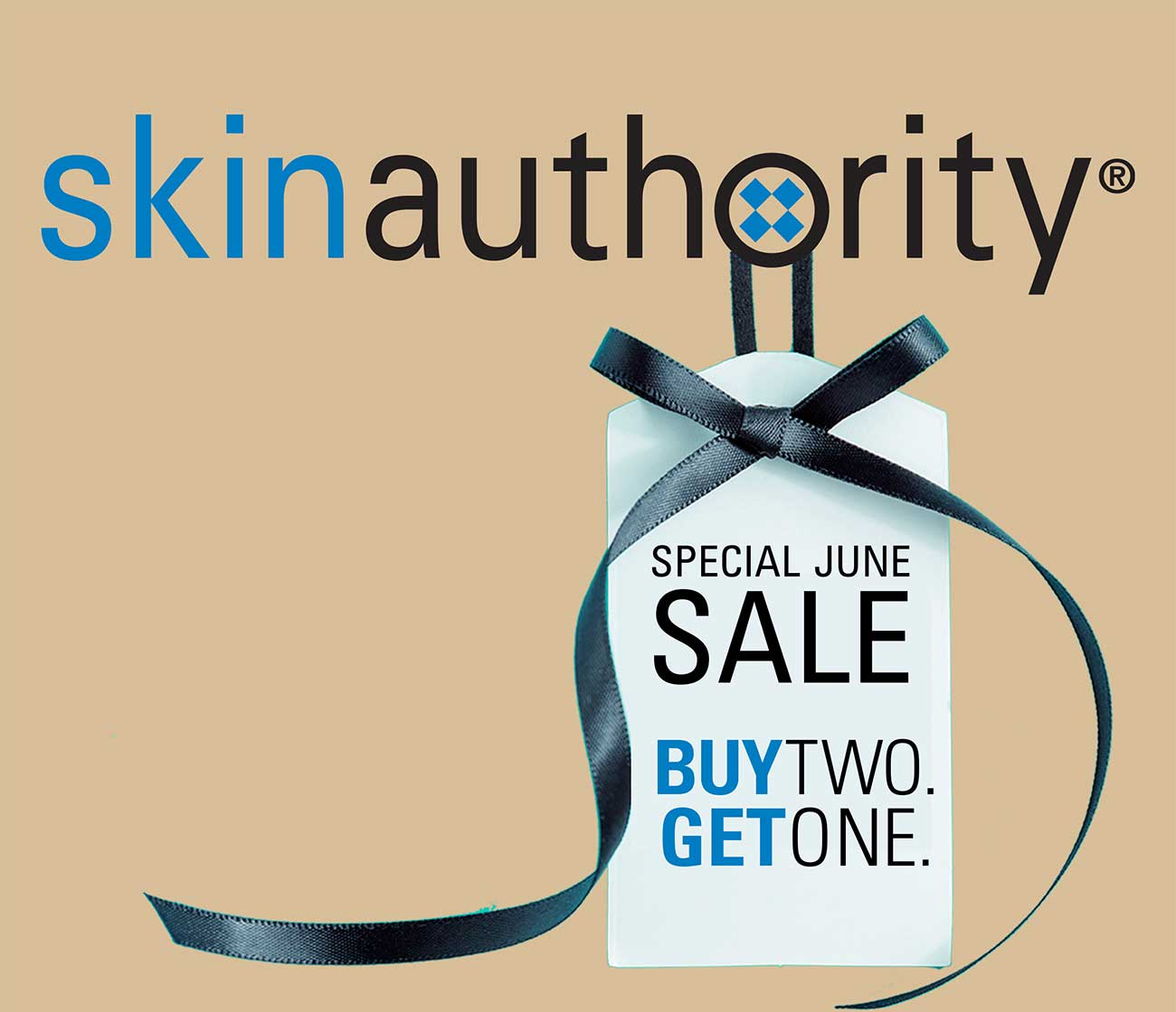 skinauthority | Buy Two. Get One. | SPECIAL JUNE SALE
