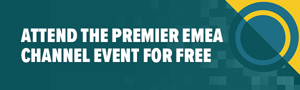 Attend the Premier EMEA Channel Event for Free