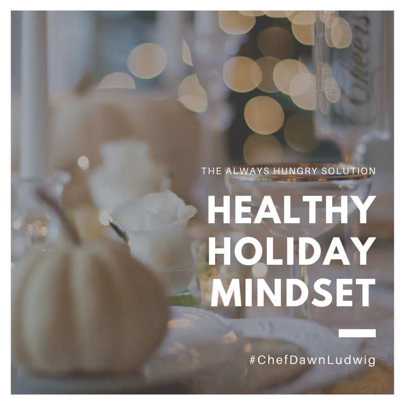 Healthy Holiday Mindset