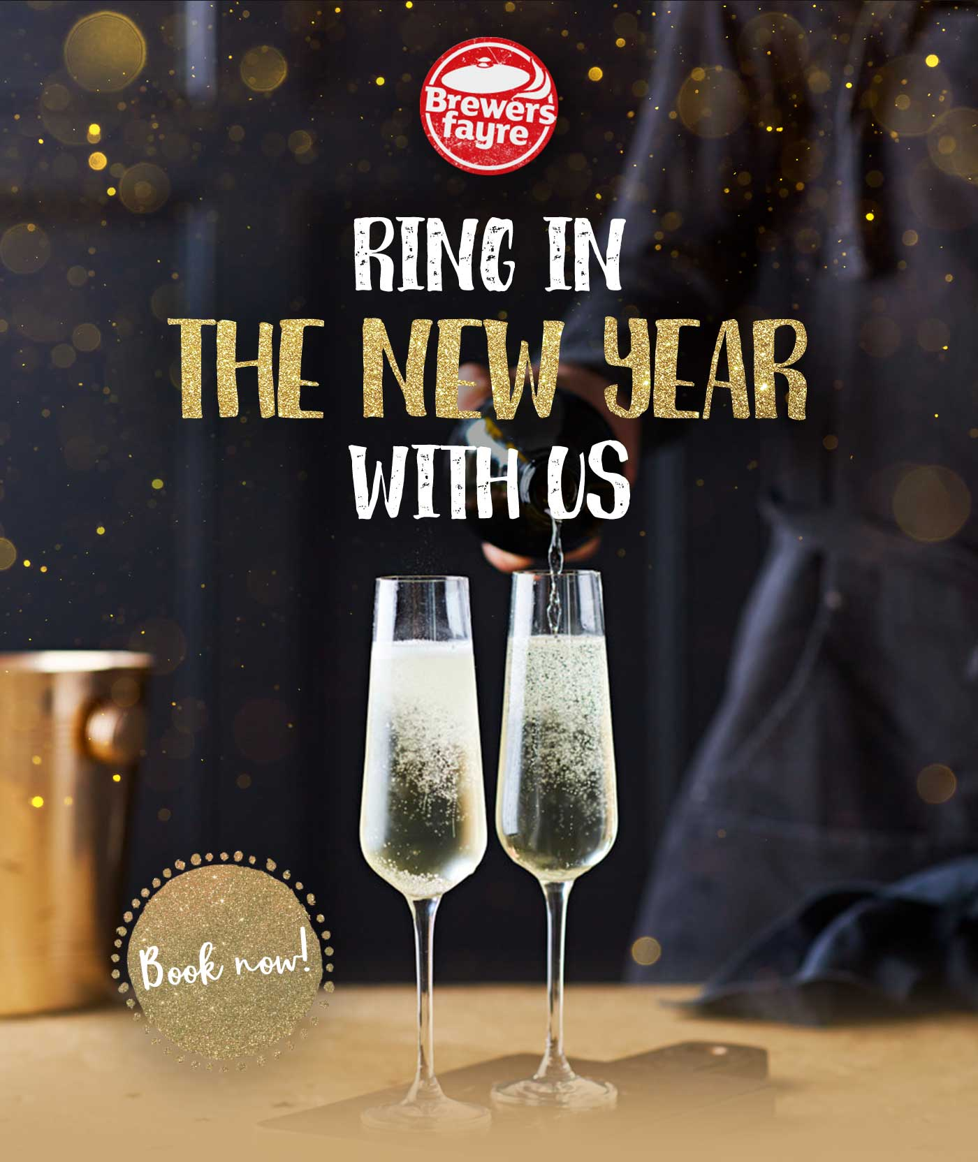 RING IN THE NEW YEAR WITH US
