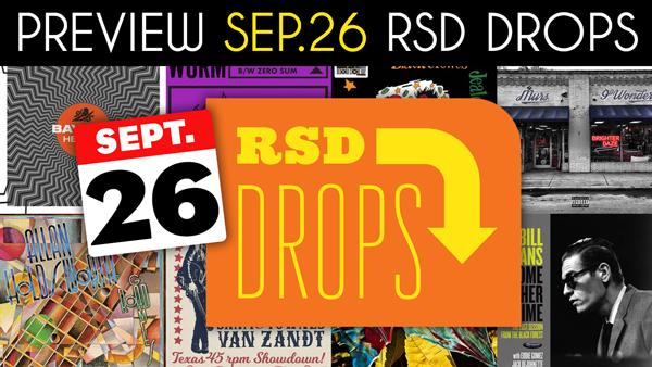 9/26 Drops