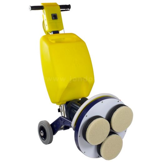 "Cimex Cyclone 19"" with Pad Drivers"