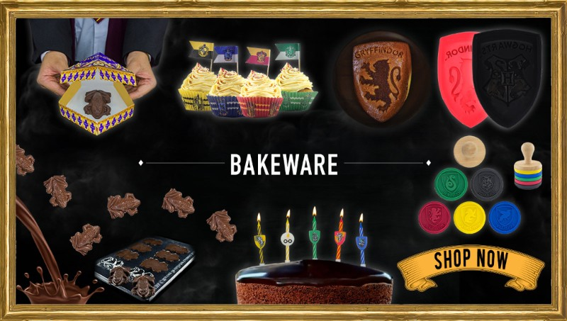 Harry Potter Bakeware