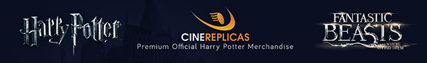 Cinereplicas Harry Potter
