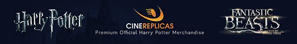Cinereplicas Harry Potter