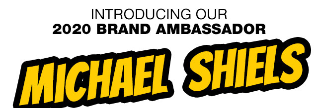 Introducing Our 2020 Brand Ambassador