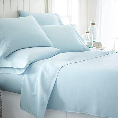 Bamboo Softness 6-Piece Bed Sheet Set