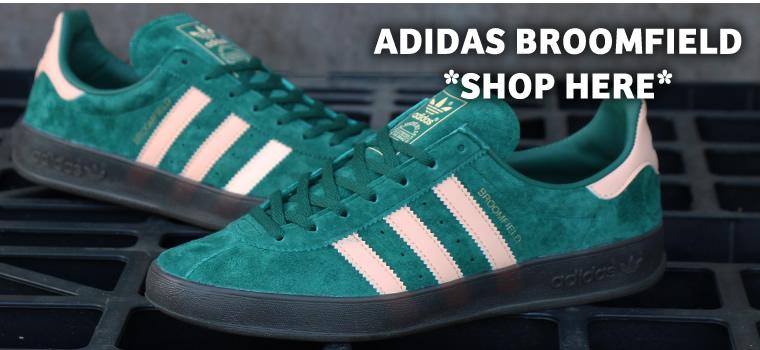 Adidas Broomfield Green
