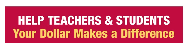 Donate to Adopt a Classroom to help donate teachers and students