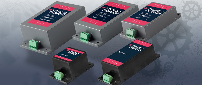 DC-DC Converters with 80-160Vin for Harsh Environments